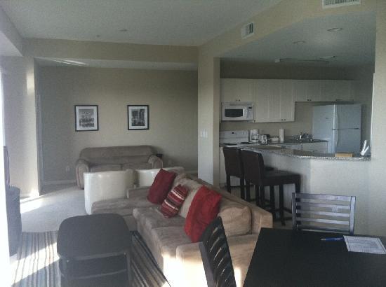 Cabana Cay by Oaseas Resorts: Living area