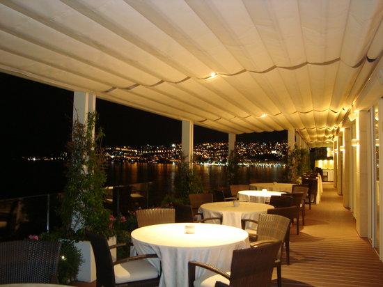 Caruso Roof Garden Restaurant Naples San Ferdinando