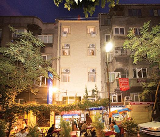 Meddusa Hotel: entrior