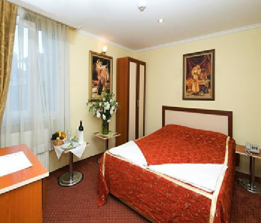 Meddusa Hotel: double room