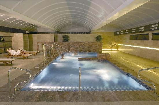 Hotel Rosamar: Spa con Jacuzzi