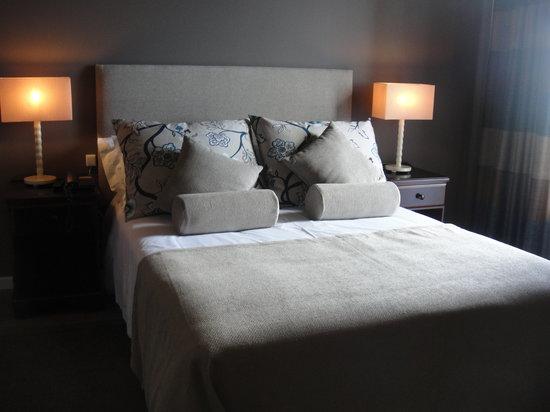 Quinta Do Furao Hotel: Bed room in Junior Suite