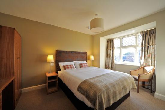 Ballater, UK: Double room at The Deeside Inn