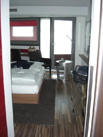 Hotel City Krone Foto