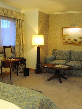 Habitación en el Hotel Los Cinco Enebros