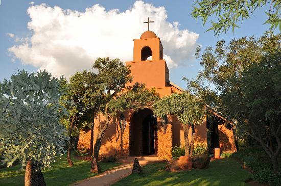 Thaba Eco Hotel: Chapel