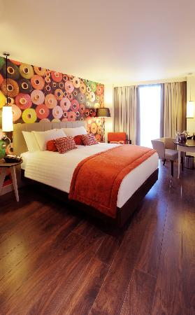 Hotel Indigo Liverpool: Stylish and refreshing bedroom