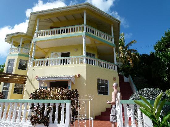 Grenada Gold Guest Apartments : Grenada Gold Apartments