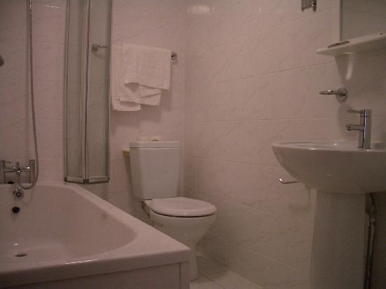 Britannia Inn Hotel: Bathroom2