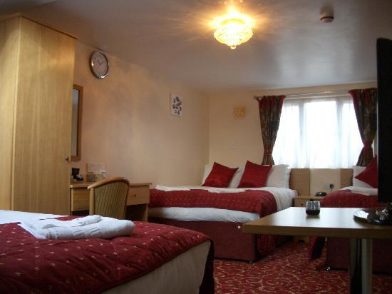 Britannia Inn: Room 11