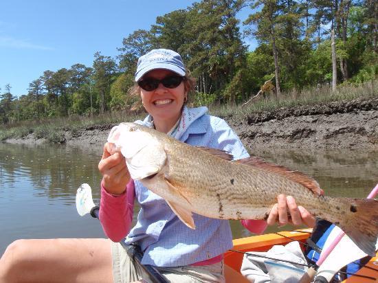 Coffee Bluff Marina : Red Fish3