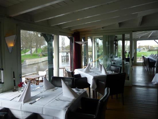 Hotel-Restaurant De Stadsherberg: restuarant