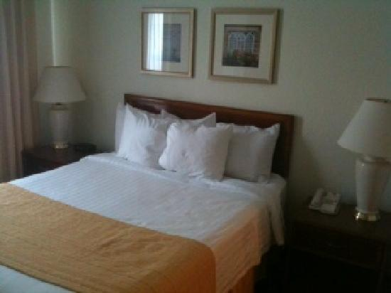Residence Inn Charleston: Suite bedroom