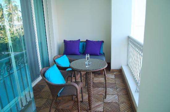 Iberostar Grand Hotel Bavaro: room balcony