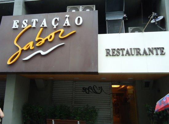 Restaurante Estacao Sabor: Estaçao Sabor  Copacabana
