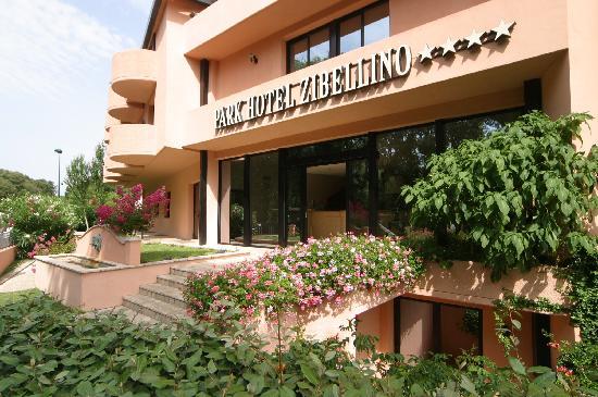 Park Hotel Zibellino - Exterior