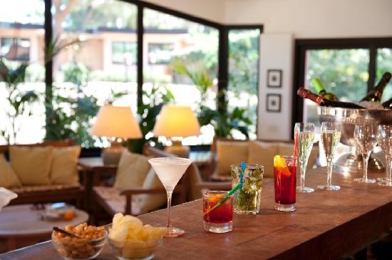 Park Hotel Zibellino : American Bar