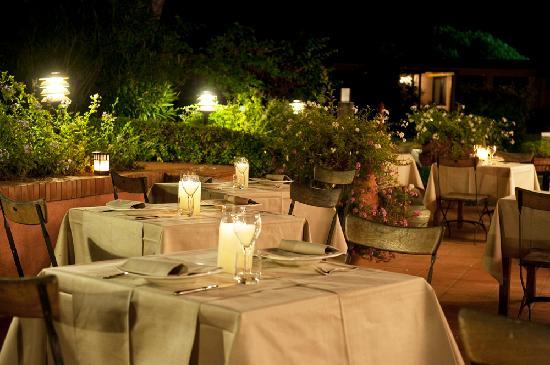 Park Hotel Zibellino: Restaurant