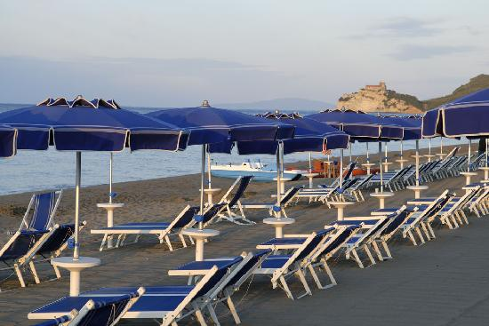 Park Hotel Zibellino : Beach