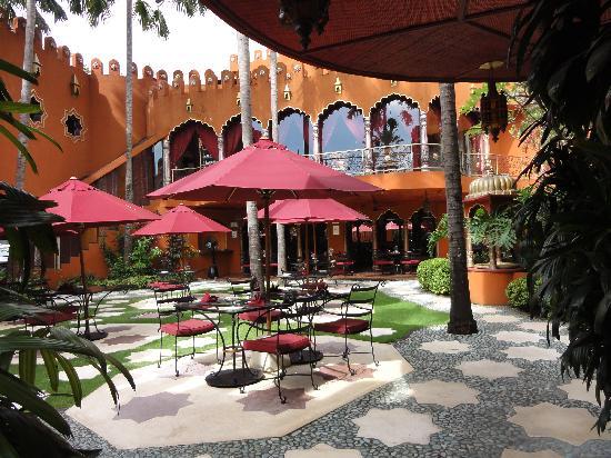 Villa Prana Bali: le restaurant
