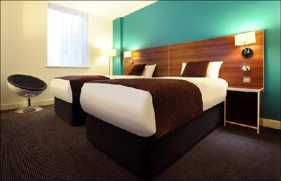 Days Inn Liverpool City Centre: Days Inn Liverpool - King Size Room