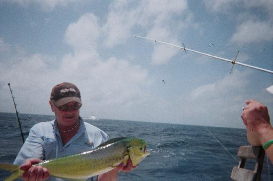 Top Notch Sport Fishing : 1st of the day
