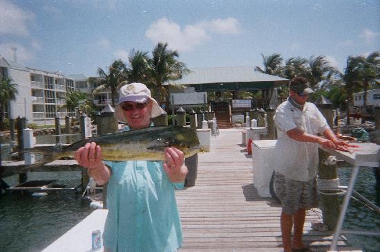 Top Notch Sport Fishing : John B