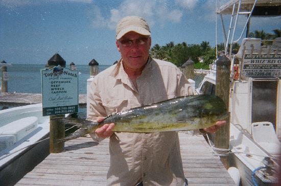 Top Notch Sport Fishing : Bob