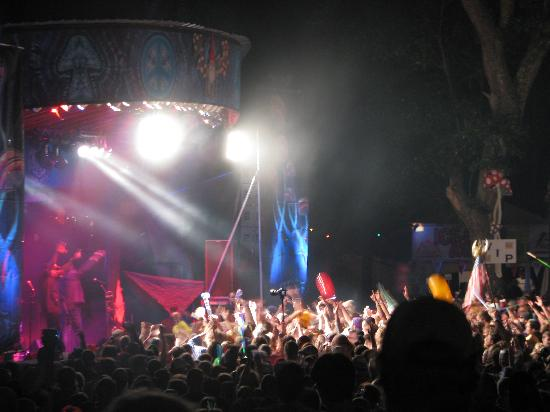 Live Oak, FL: Galactic brings an end to the festival