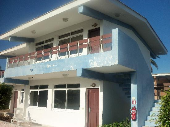 Hotel Roc Santa Lucia: our villa upper floor