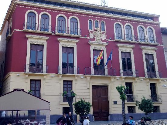 Murcia arquitectura ecl ctica fotograf a de murcia for Arquitectura eclectica