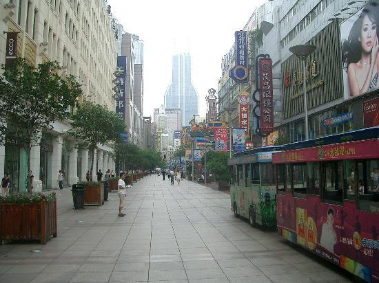 상하이 사진