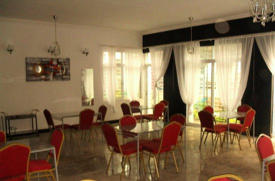Bukavu, Democratic Republic of the Congo: Eden Hotel-restaurant