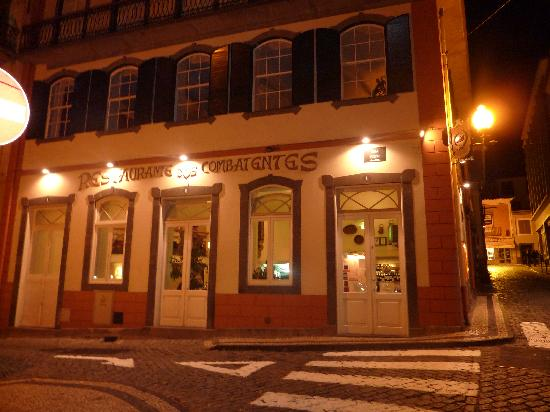 Restaurante Dos Combatentes : Great little place off the beaten track