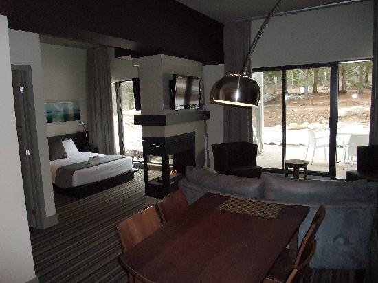 Esterel Resort: Vue principale de la suite