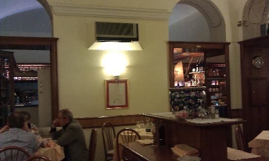 Ristorante La Conca: Sala pranzo