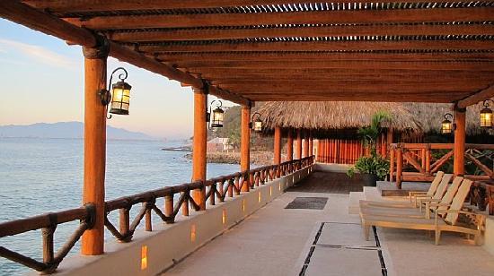 Hotel Playa Fiesta: Sundeck