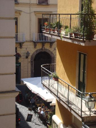 B&B DolceVita: View from the balcony