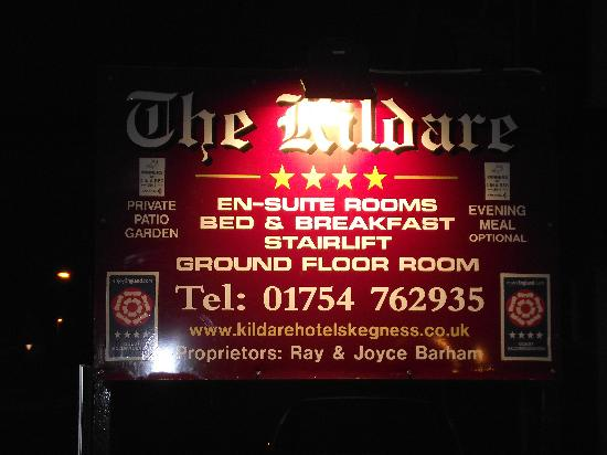 Kildare Hotel: The shining beacon that is the kildare