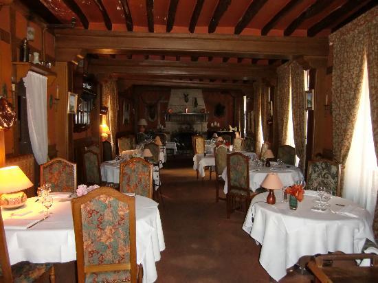 Hotel d'Evreux : restaurant