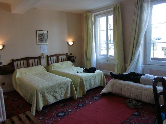 Hotel d'Evreux: Our room