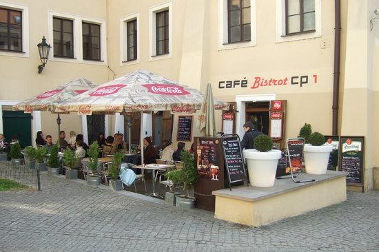 CP1 Café & Wine Bar: cp1