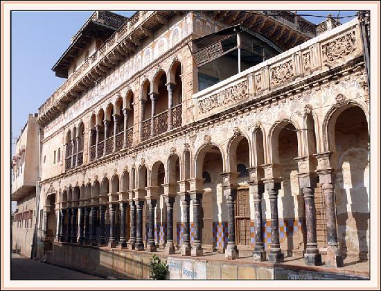 haveli of churu