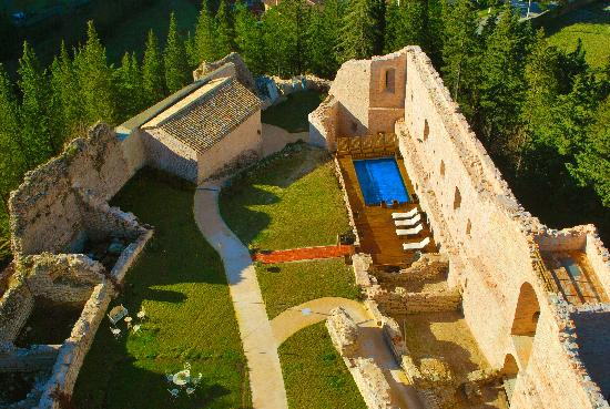 Foligno, Italien: View from the Tower