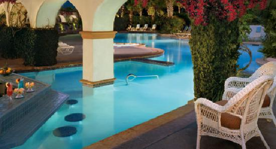 Hotel Galvez & Spa, A Wyndham Grand Hotel: The Tropical Pool at Hotel Galvez