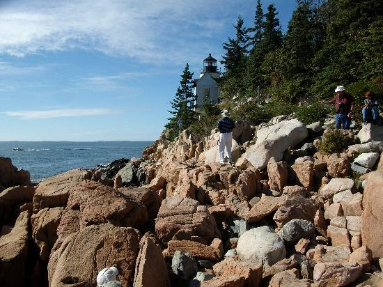 Bass Harbor, Maine: Bass Harbor Head Lighthouse
