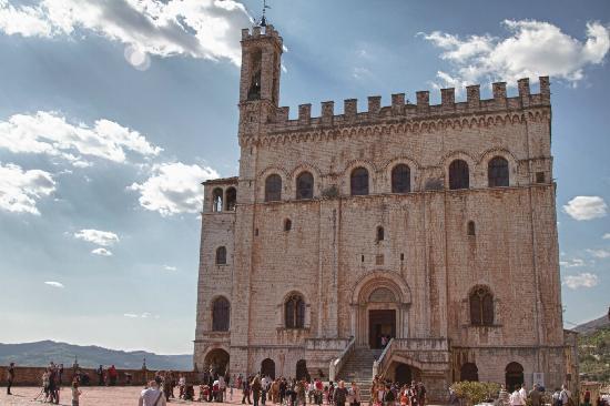 Gubbio, Italië: Medievale