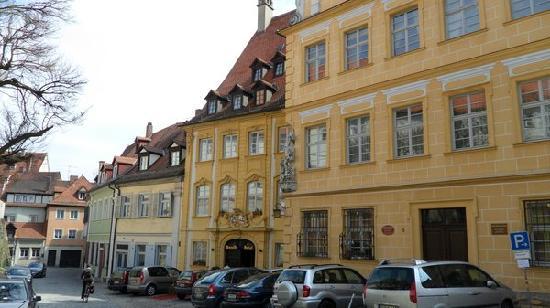 Barock Hotel am Dom: outside