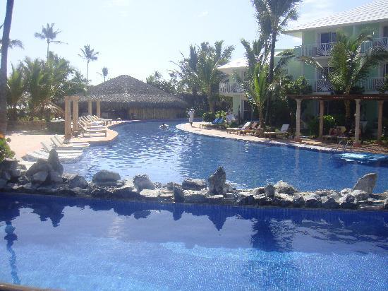 Excellence Punta Cana: una de las piscinas