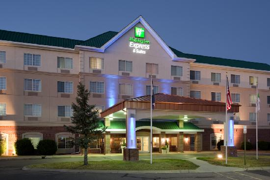 Holiday Inn Express Hotel & Suites: Denver Tech Center: Hotel Exterior